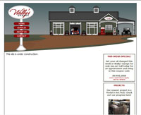 wally's garage
